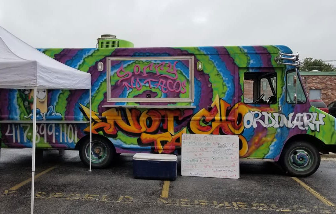 food truck in springfield, MO