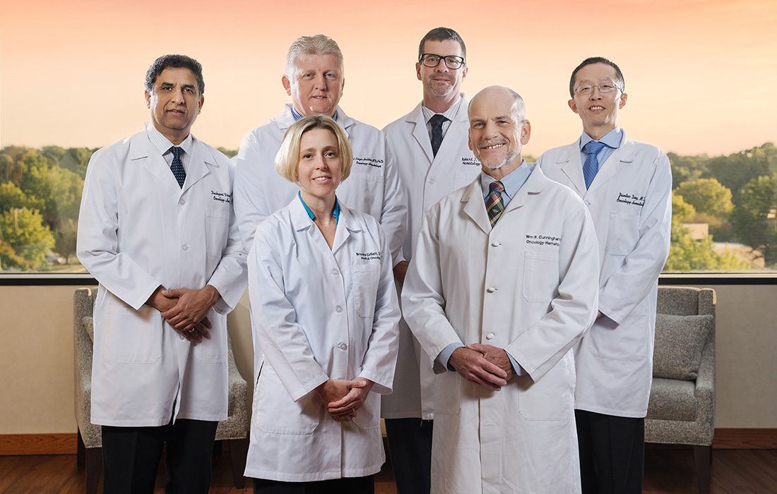 Doctors at Oncology Hematology Associates in Springfield, Missouri