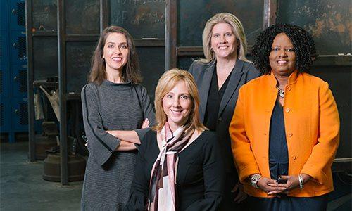 Women from OTC's Center for Workforce Development