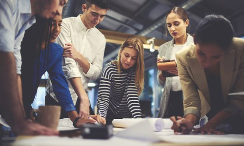 The Secret to Retaining and Building Talent
