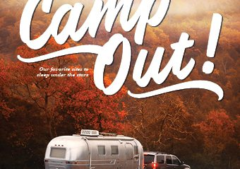 417 Magazine October 2018 Camp Out Cover Story