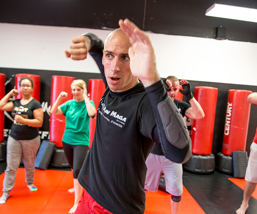 Kevin Williams of Xtreme Krav Maga Springfield.