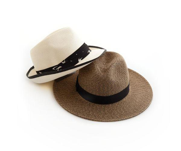 On trend hats