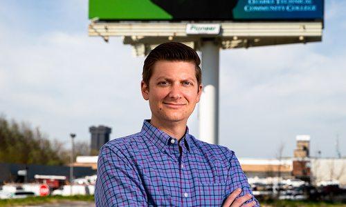 Stuart Lipscomb, Pioneer Outdoor president
