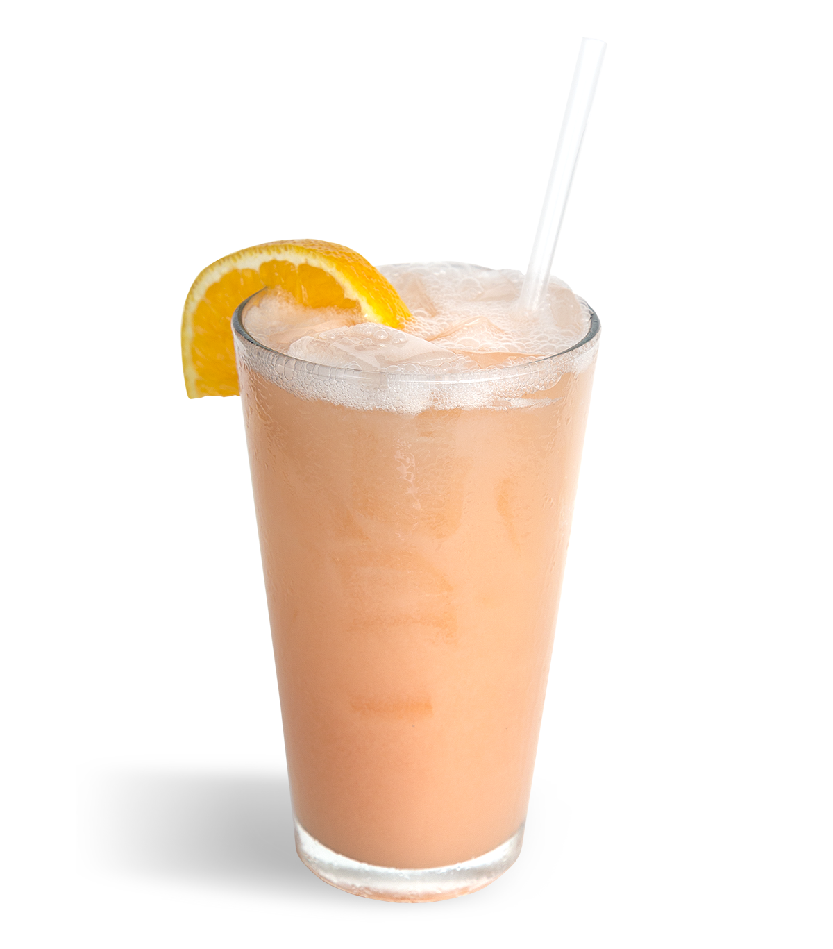Orange Delight at Metropolitan Grill.