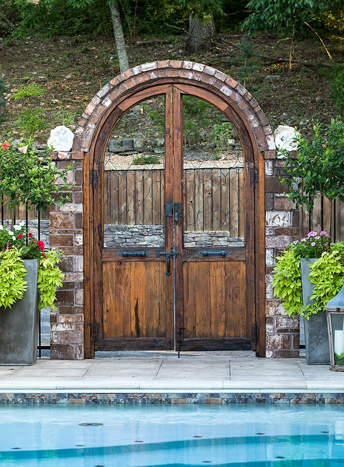 Carver Home - Antique Arches