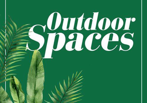Outdoor Spaces 2017