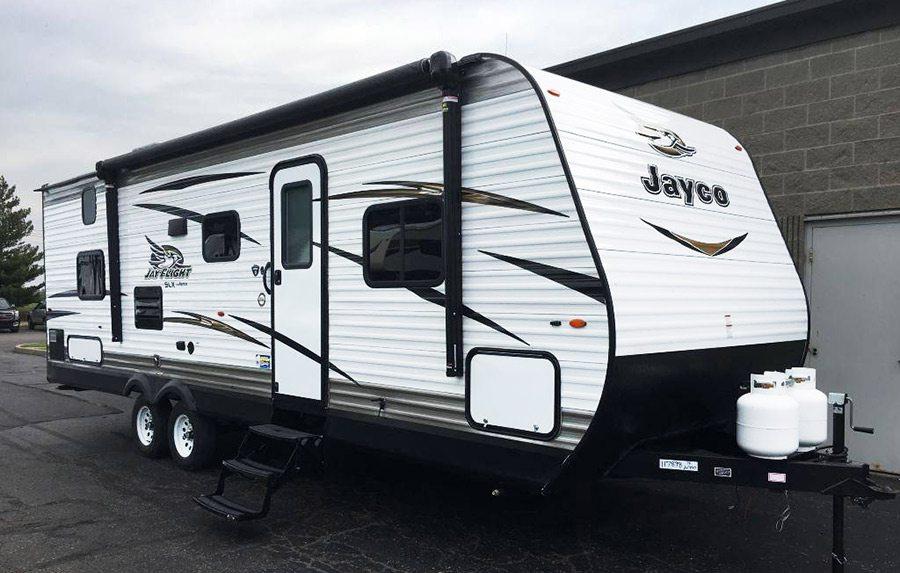 Ozark Mountain Camper Rentals Branson MO