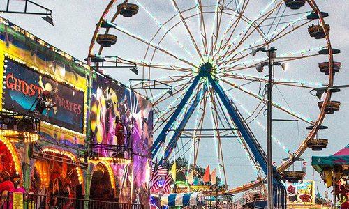 Ozark Empire Fair Ferris Wheel