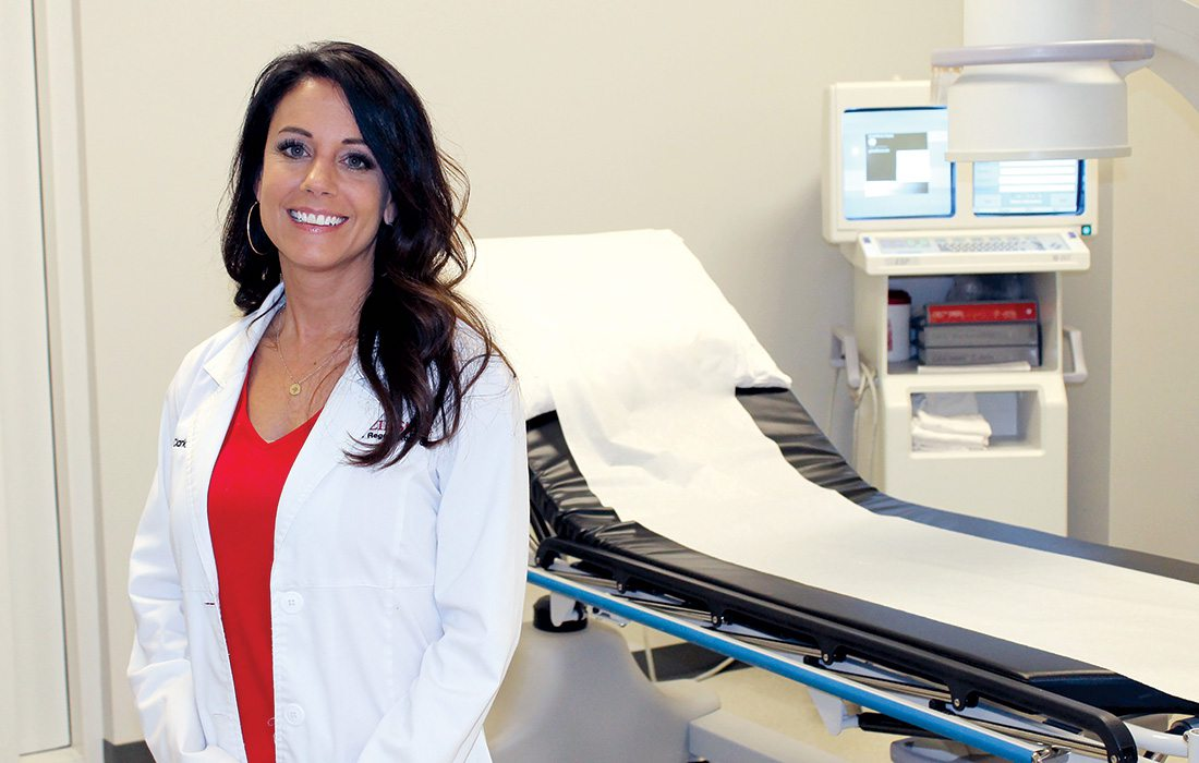 Laura Clark, FNP-C with Ozzie Smith imac Regeneration Center in Springfield MO