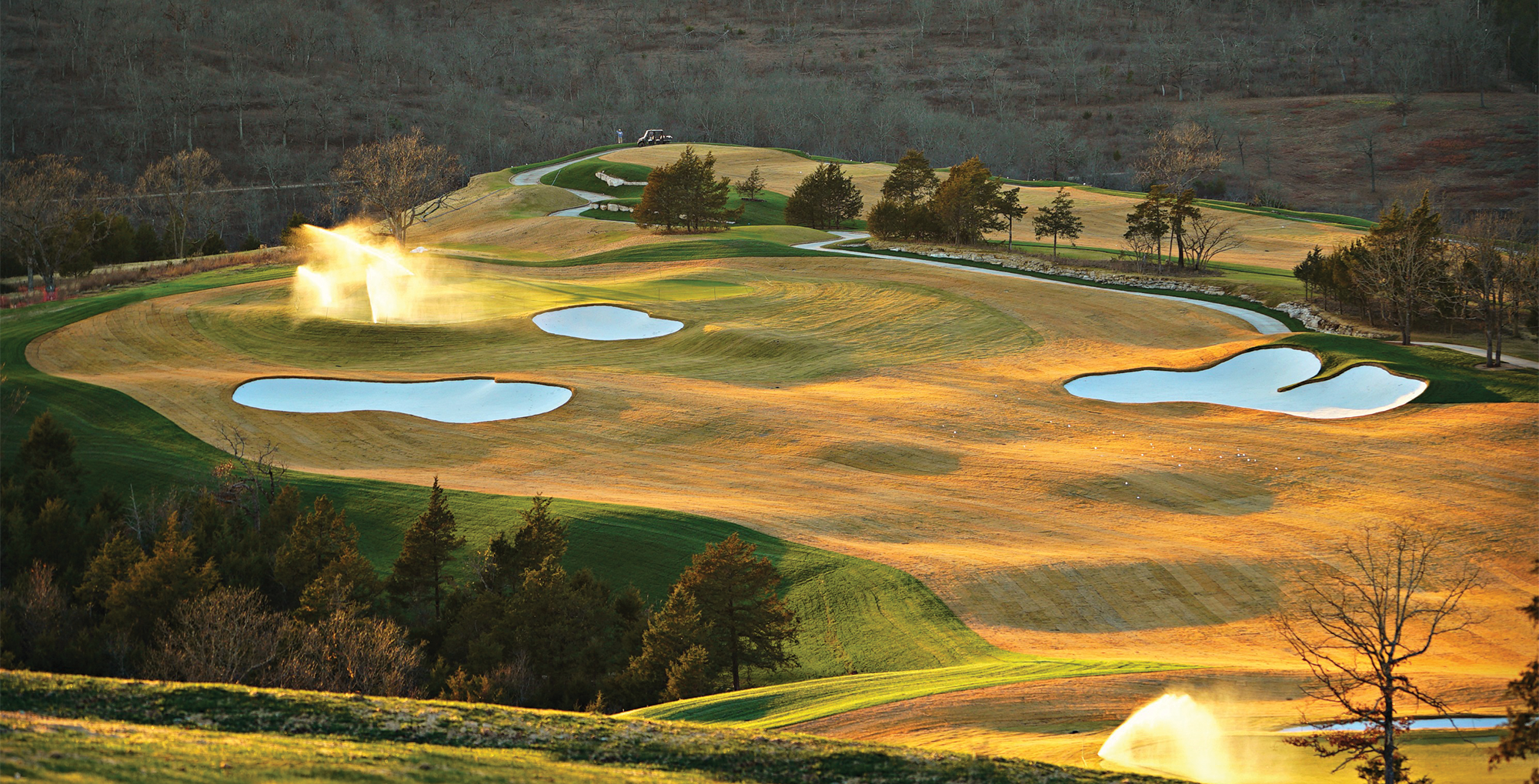 Payne's Valley is a new addition to Big Cedar Lodge's portfolio of golf courses.