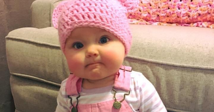 Paislee Adams Cutest Baby Finalist