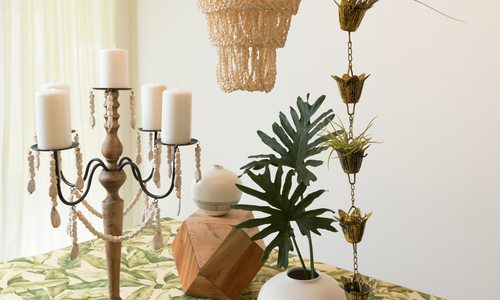 Palm Springs-Inspired Decor