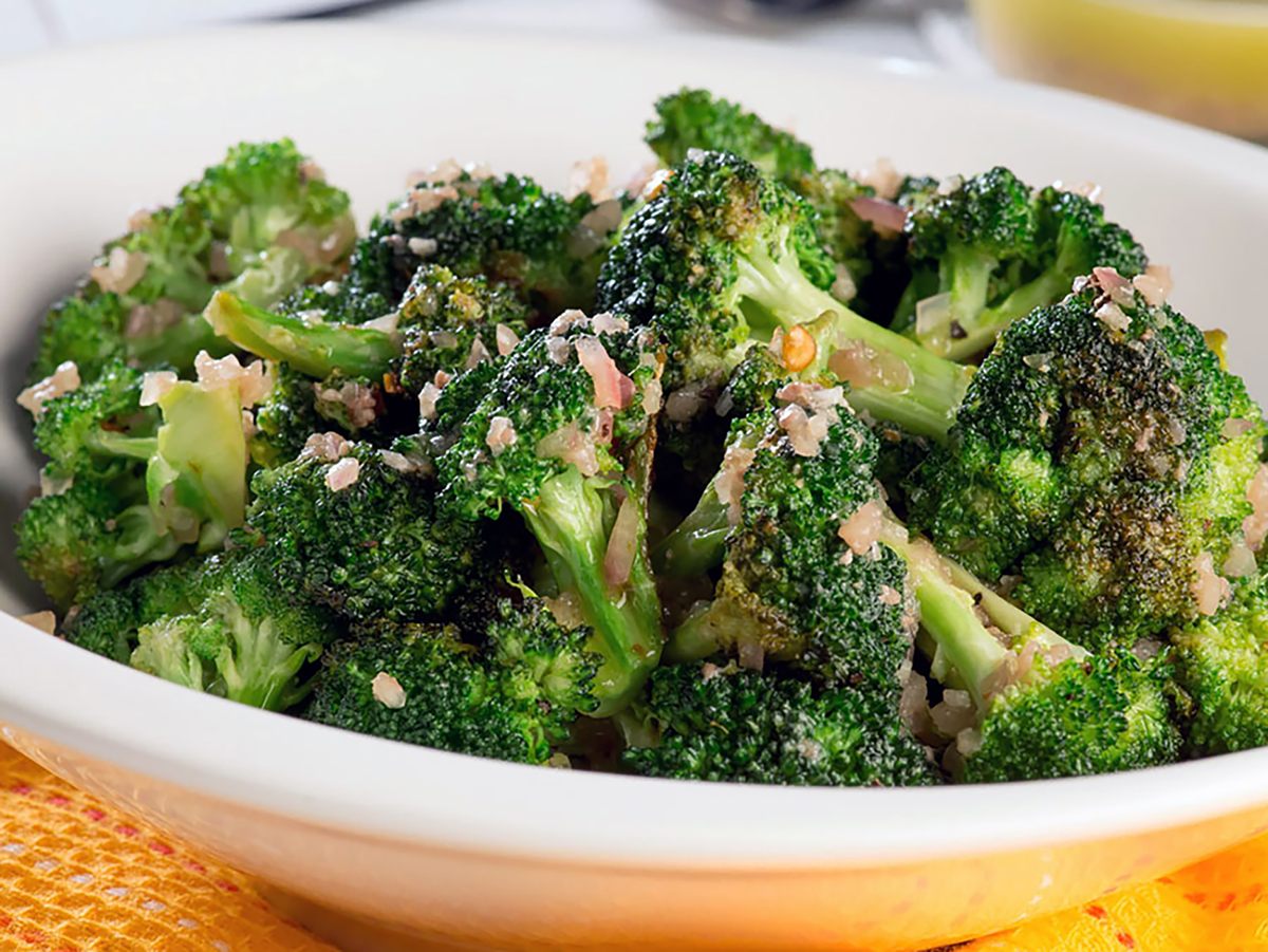Pan-Seared Broccoli