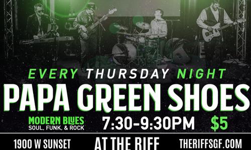 Papa Green Shoes promo