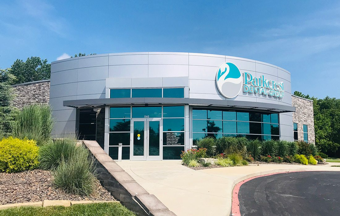 Parkcrest Dental Group building exterior