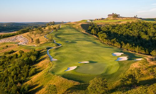 Payne's Valley Golf Course in Branson, MO