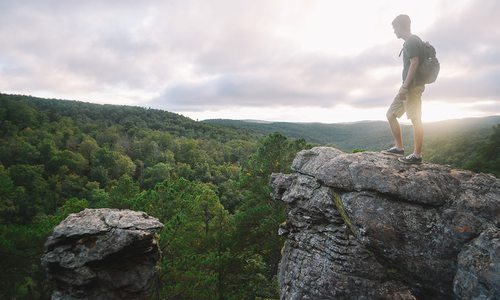Hiking in Southwest MO