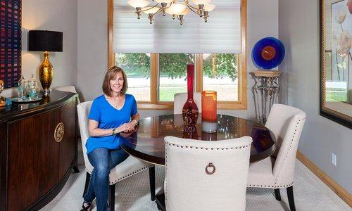 Denise Wright's Home