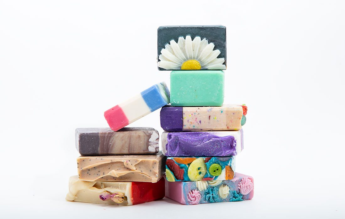 Peighton's Place Soap Options