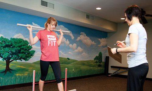 Personal Training with Pamela Hernandez