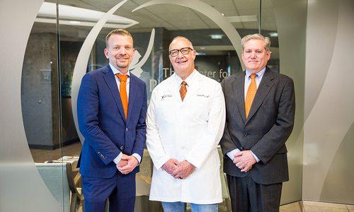 Robert Shaw, MD; Carl Price, MD; Arthur Hawes, MD