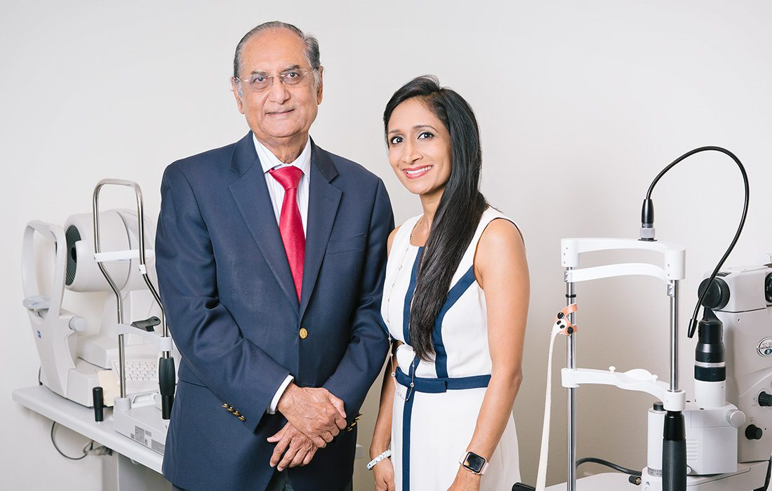 Dr. Ramesh Shah, MD & Dr. Heeral Shah, MD Ophthalmology