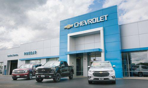 Pinegar Chevrolet Republic MO