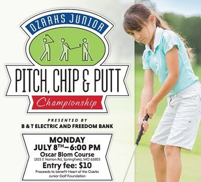 Pitch, Chip, and Putt Championship in Springfield, MO