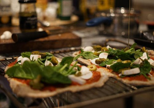 Pizza Grilling Class @ Pits 'N Grills