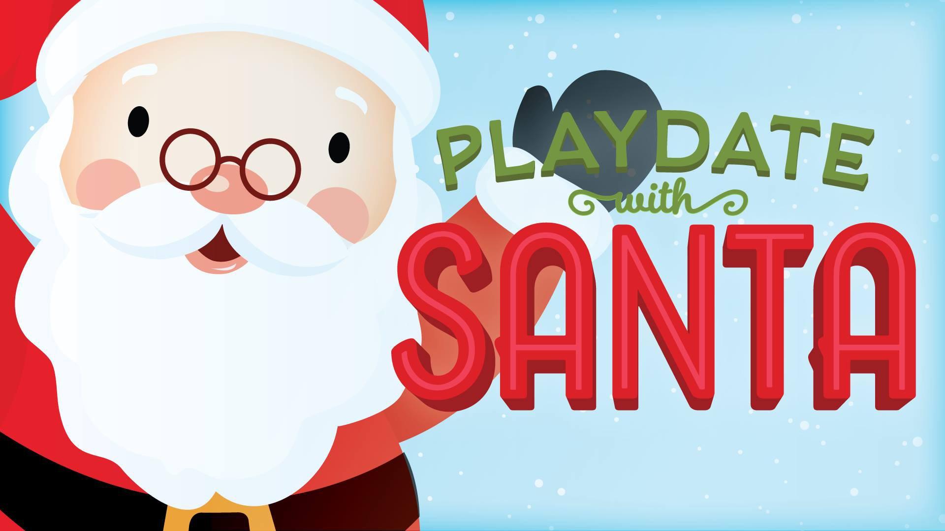 Santa in the City in Springfield, MO