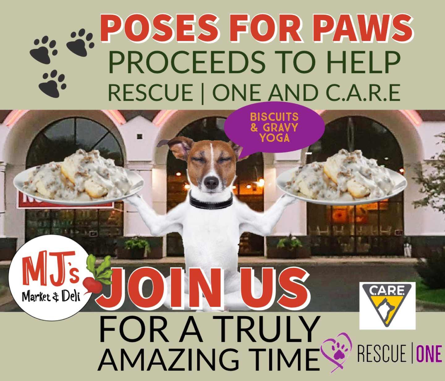 Poses for Paws in Springfield, MO