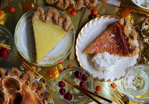 Prairie Pie spread