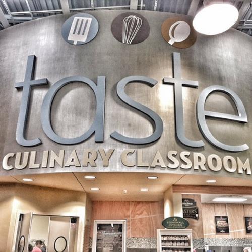 Taste Kitchen in Price Cutter logo