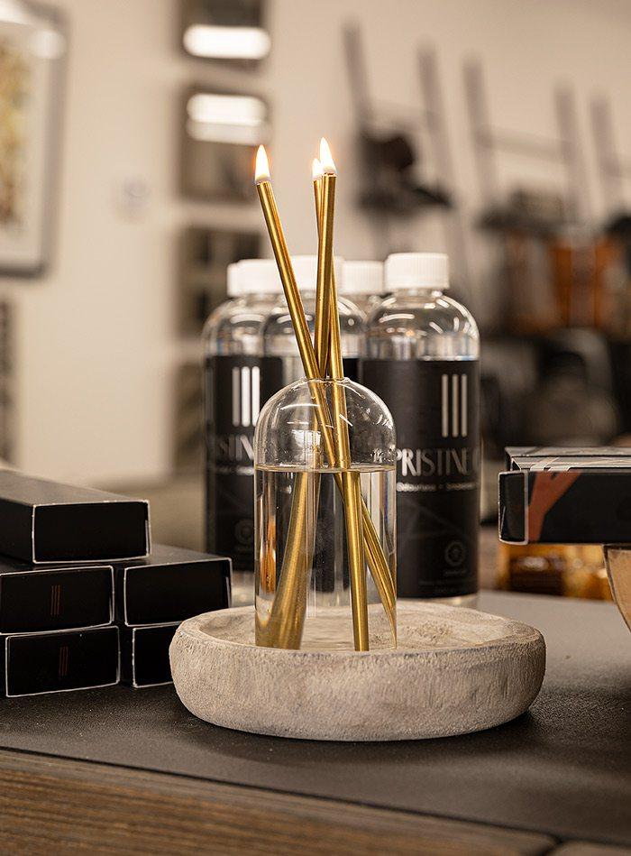 Incense at H.I.M.