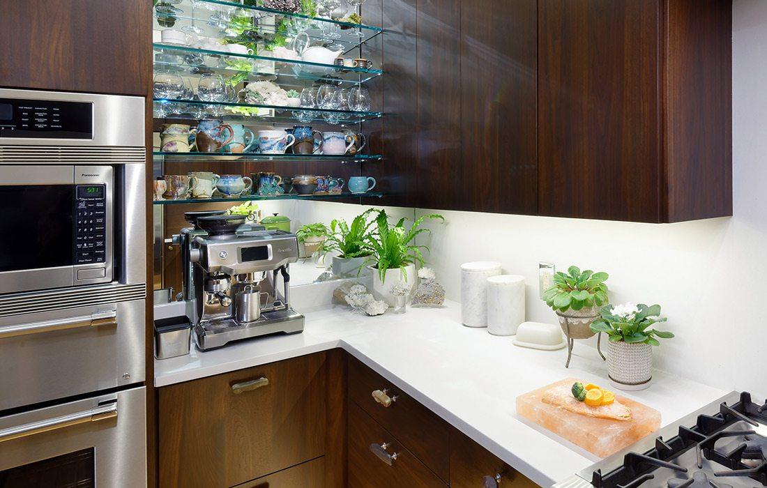 Dahlberg kitchen interior photo