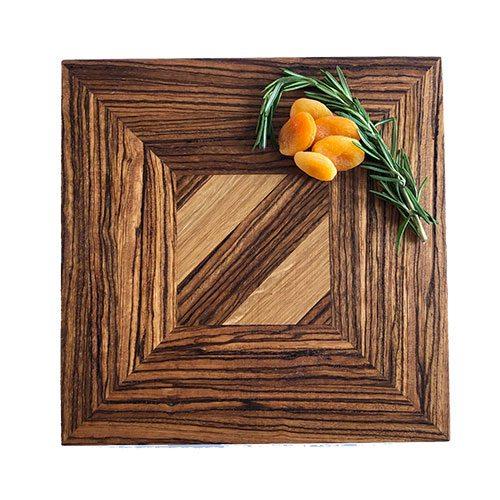 Wooden serving board by Prosper Woodwork in Springfield MO