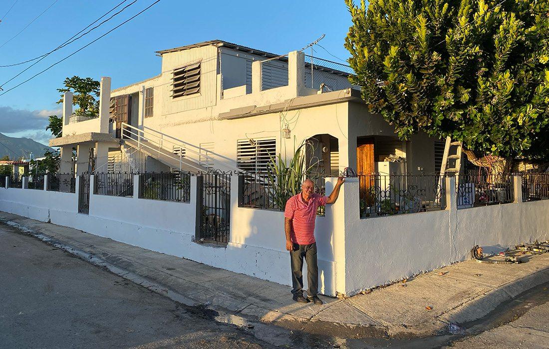 Puerto Rico - New Exterior - By Clayton Baumgarth