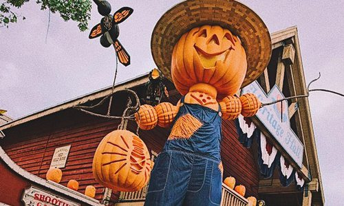 Pumpkins Nights attractions Silver Dollar City