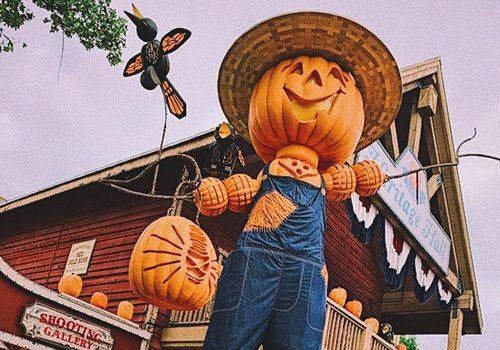 Pumpkins Nights attractions Silver Dollar City