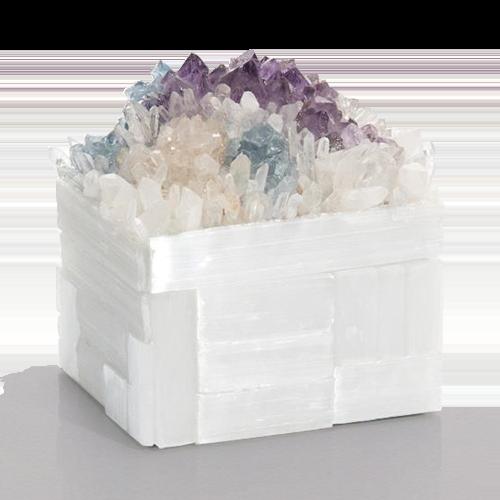 Purple Trend - Magnificent Jeweled Box