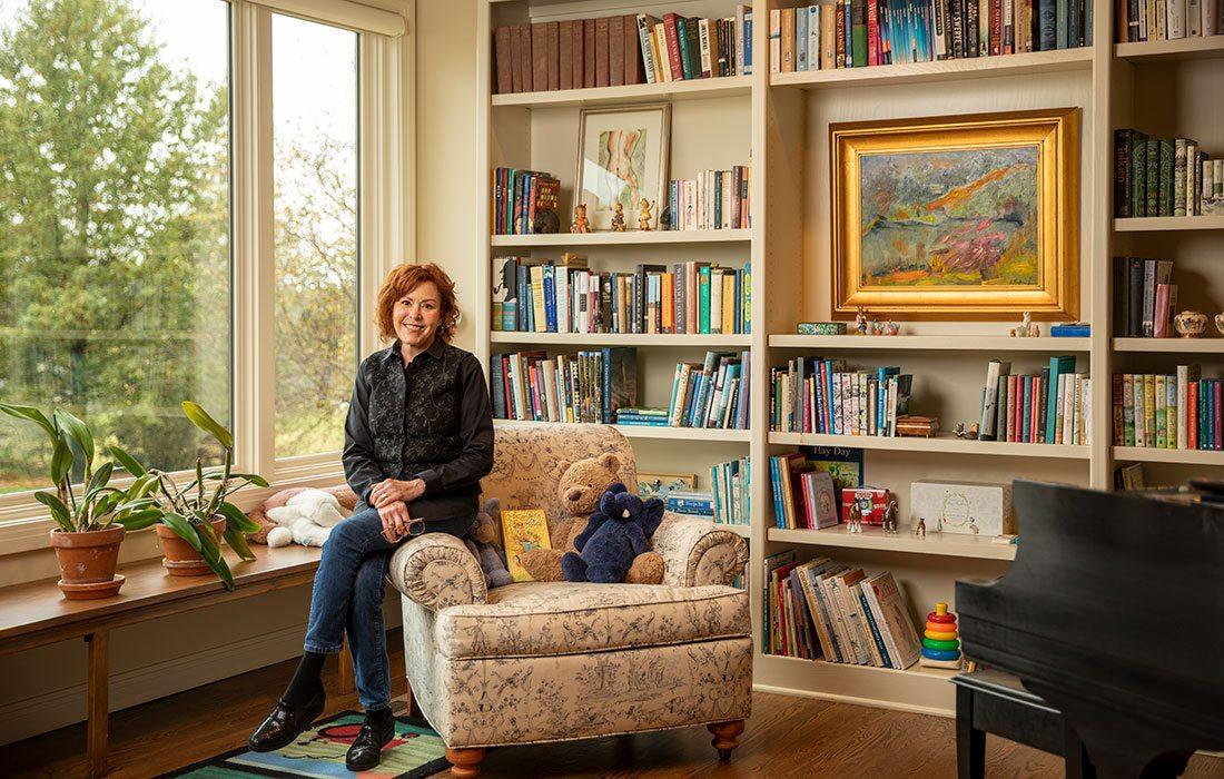 Artist Karen W. Schneider