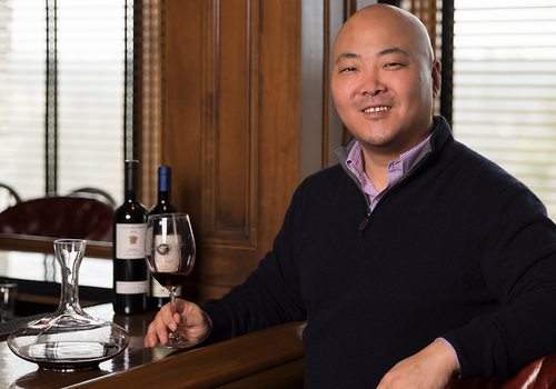 Wine Down with Sommelier Michael Cho