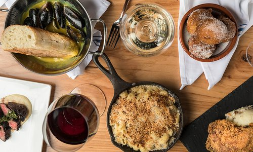 Small Plates, Big Flavor and Great Service Define Queen City Wine Dive