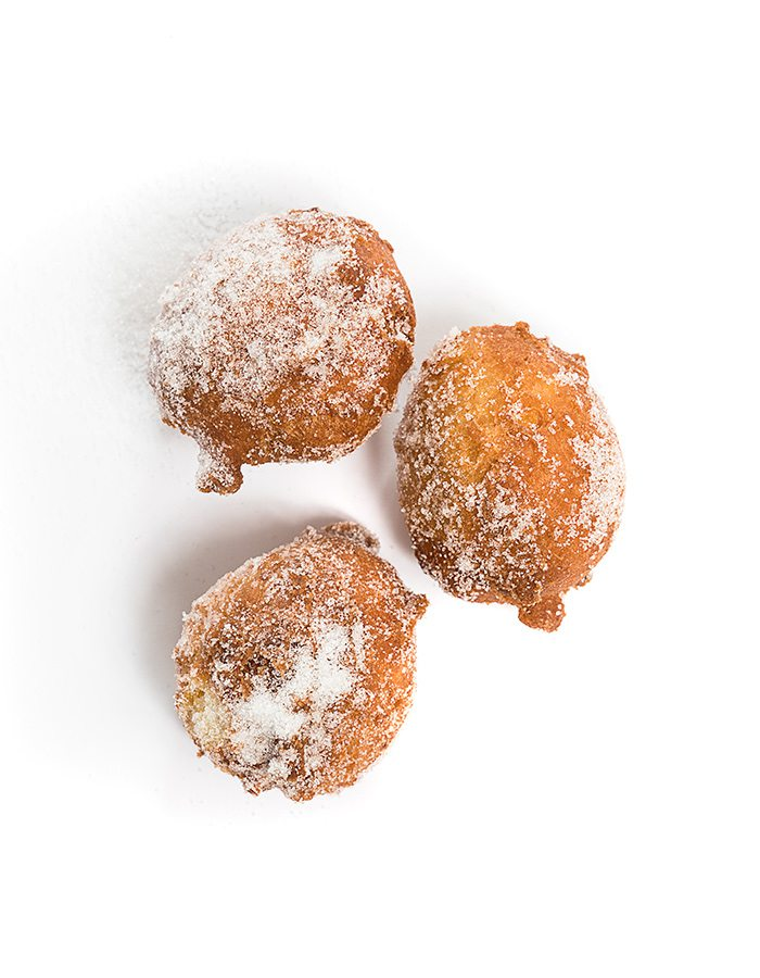 Queen City Wine Dive - Fritters