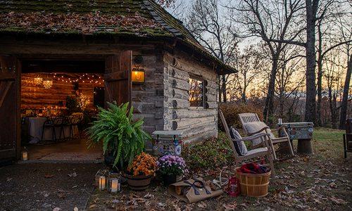 Camp Barnabas Glamping Yurt Party