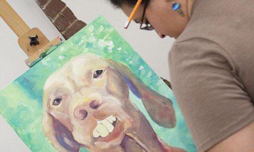 RSVPaint's Paint Your Pet Classes