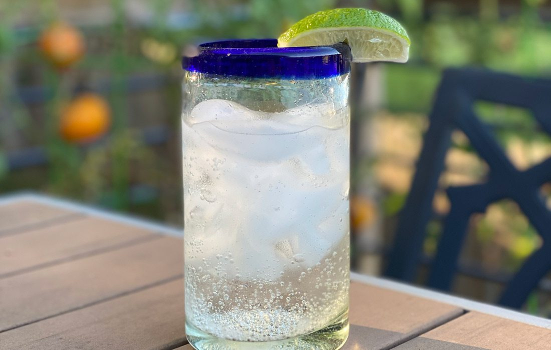 Ranch Water cocktail photo