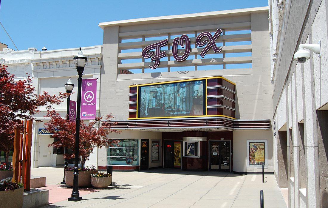 The Historic Fox Theatre