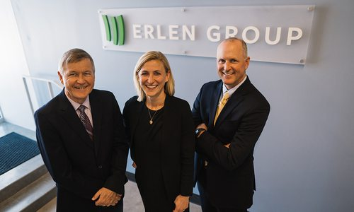 Three Generations at Erlen Group
